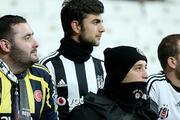 Beşiktaş - Kayserispor maçından kareler...