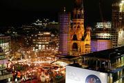 Berlinde TIR Noel pazarına girdi