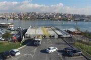 Tarihi Haliç Köprüsü kaldırıldı