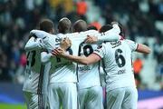 Beşiktaş - Atiker Konyaspor maçının fotoğrafları...