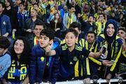 Fenerbahçe - Osmanlıspor maçının fotoğrafları