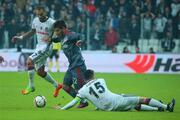 İşte Beşiktaş - Olympiakos maçının fotoğrafları