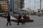 1 Mayıs için yollar kapatıldı, Şişli, Beşiktaş ve Taksim karıştı