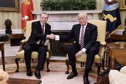 Merakla beklenen Trump-Erdoğan görüşmesi böyle gerçekleşti