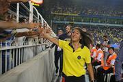 Fenerbahçe-Vardar maçından kareler