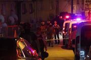 İstanbulda gece yarısı çatışma
