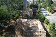 V. Murad Av Köşkü'nün hamamı restorasyon sonrası bu hale geldi