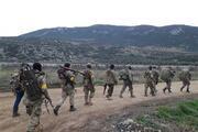 İşte sınırdan ve Afrin harekatından son fotoğraflar...