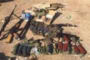 Zeytin Dalı Harekâtında ele geçirilen silahlar