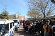 Eskişehirdeki üniversitede katliam
