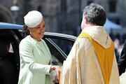 İşte Prens Harry ve Meghan Markleın düğününden çarpıcı kareler