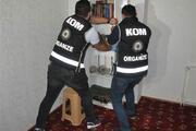 Ankarada Sezginler Aşiretine baskın... İşte operasyondan fotoğraflar