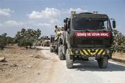 Suriye sınırına tank ve fırtına obüsü sevkiyatı