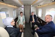 Cumhurbaşkanı Erdoğan Gagavuzyada