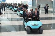 İstanbul Havalimanı açıldı... İşte ilk görüntüler