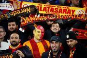 Almanlar şaşkına döndü Galatasaray taraftarları...