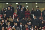 Milli maçta Aziz Yıldırım sürprizi... Aylar sonra ortaya çıktı