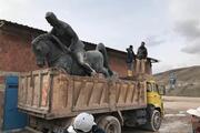 Bayburt'ta, Atatürk heykeli tartışması