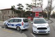 Üsküdar'da hastanede önünde şüpheli paket alarmı