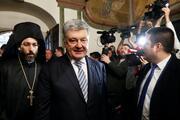 Ukrayna Devlet Başkanı Poroşenkoda