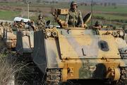 İdlib sınırına askeri sevkıyat