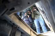 Adanada filmleri aratmayan hırsızlık