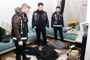 Kağıthanede rezidansta uyuşturucu imalathanesi çıktı