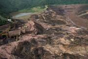 Brezilya şokta Baraj çöktü, çok sayıda ölü var