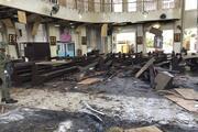 Filipinlerde kiliseye saldırı