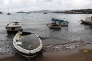 Bodrumda tekneler battı, araziler sular altında kaldı