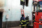 Baba ve oğul, evlerinde çıkan yangında can verdi