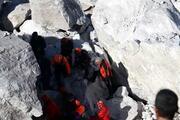Milastaki maden faciasında çalışmalar devam ediyor