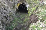 PKKlı teröristlerin kullandığı mağara imha edildi