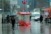 Meteoroloji uyarmıştı, İstanbulda kar yağışı başladı