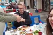 Erasmus için Adanaya geldiler, lezzet turunda çektikleri video sosyal medyada çok konuşuldu