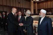 Cumhurbaşkanı Erdoğan kanaat önderlerini kabul etti