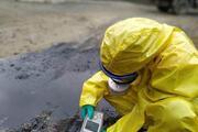 Bursada tanker devrildi, kimyasal madde paniği yaşandı