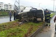 Kahreden kaza yasa boğdu