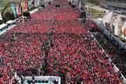 Cumhur İttifakından Ankarada tarihi miting
