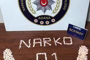 Adanada filmleri aratmayan uyuşturucu operasyonu
