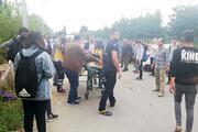 Büyükçekmece'de 'drift' terörü: 7 lise öğrencisi yaralandı