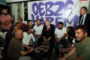 Cumhurbaşkanı Erdoğan vatandaşlarla sohbet etti