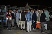 Cumhurbaşkanı Erdoğan Yenikapı'da 'Enderun Teravihi'ne katıldı
