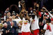 NBAde şampiyon Toronto Raptors