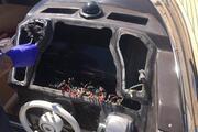Jet-skili hırsızlar iş adamlarının yatlarına dadandı