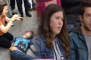 Sokak ortasında dehşet Esra Erol'un programına katılmışlardı...