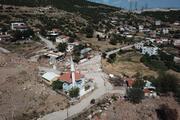 İzmirde bir mahalle diken üstünde