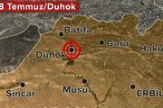 Şehit diplomatın kanı yerde kalmadı... Kuzey Irakta iki nokta operasyon