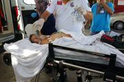 10 yaşındaki çocuk hamamda boğuluyordu