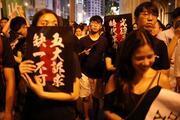 Hong Kong'da gösteriler hız kesmiyor